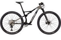Cannondale Scalpel Carbon 3 MTB 2021 BLACK