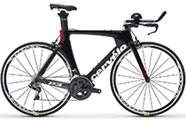 Cervelo P3 Ultegra DI2 Triathlonrad 2018 BLACK RED