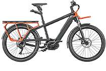 Riese + Müller Multicharger GT Touring RX 500Wh E-Bike 2020 UTILITY GREY
